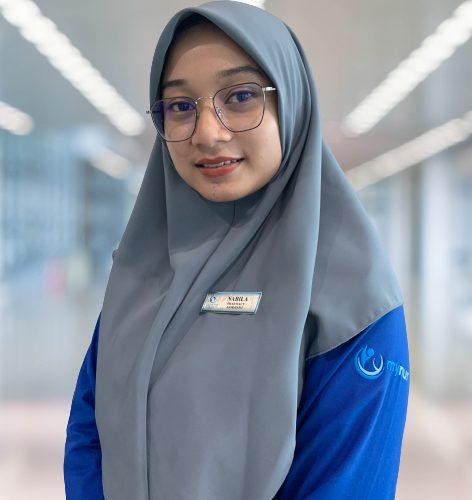 Nurfitrah Nabila Mohd Yusoff